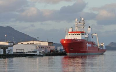 Florø hamn KF og Sogn og Fjordane Energi elektrifiserer hamna