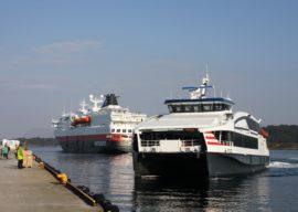 Hamneverksemd skapar store ringverknadar for Florø