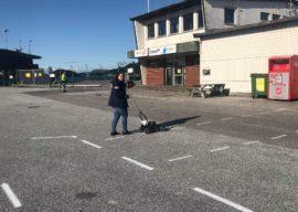 Oppmerking Fugleskjærkaia