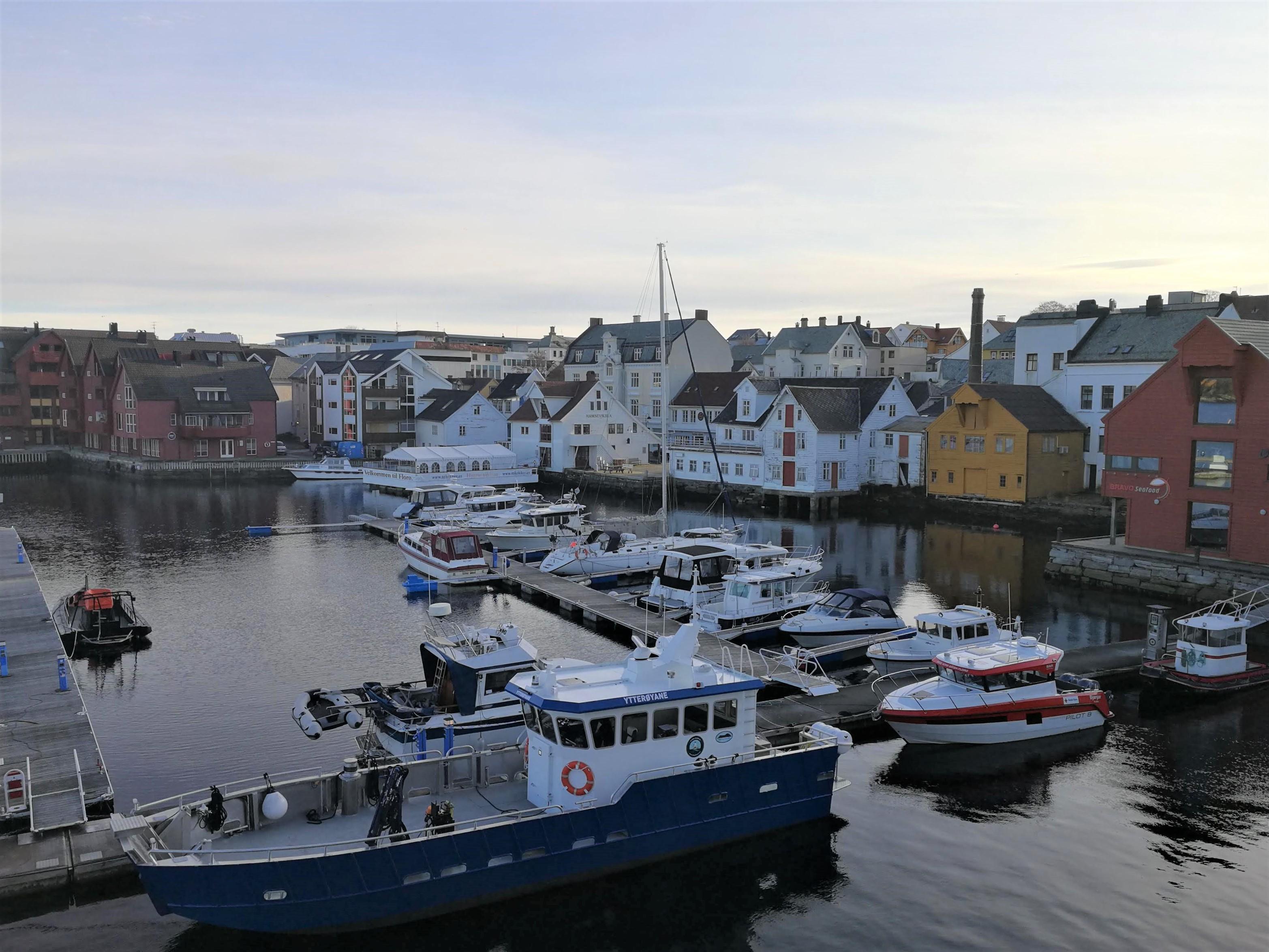 Flora hamn inviterer til brukarmøte 09. desember