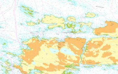 Innseglinga til Florø: ROV undersøkingar i veke 32/33